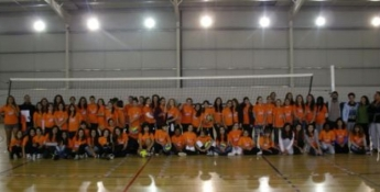 St. Dominic´s International School arranca com o projecto Gira-Volei!