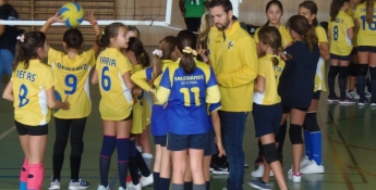 6º Torneio Minivoleibol no Estoril